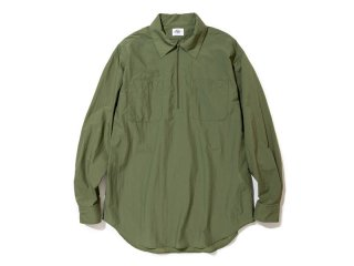 JUST RIGHT [ジャストライト] BDPRL SHIRT UL/FADE GREEN