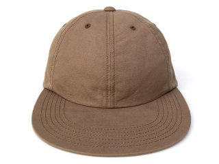 COMFORTABLE REASON [コンフォータブル リーズン] Desert Explorer 6 Panel Cap/TAN