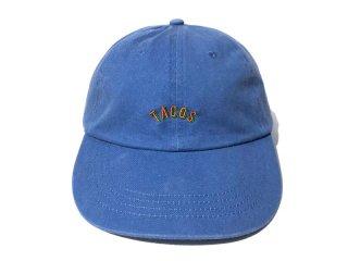 SUNDAYS BEST [サンデイズ ベスト] TACOS 6PANEL B.B.CAP/BLUE