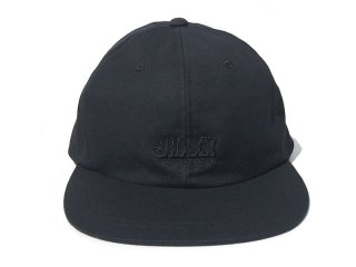 JHAKX [ジャークス] HEMP CAP/BLACK