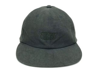 JHAKX [ジャークス] DYE HEMP CAP/OLIVE