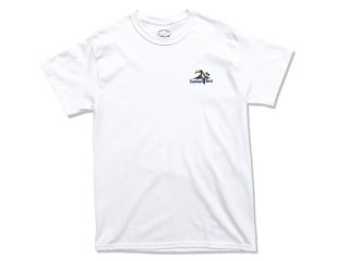 SUNDAYS BEST [サンデイズ ベスト] TREASURE ISLAND TEE/WHITE