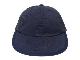 COMFORTABLE REASON [コンフォータブル リーズン] Checker Leisure Cap/NAVY