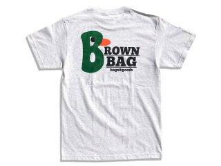 BROWNBAG [ブラウンバッグ] BIRD TEE