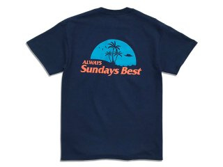 SUNDAYS BEST [サンデイズ ベスト] ALWAYS POCKET TEE