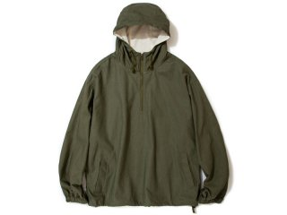 JUST RIGHT [ジャストライト] EASY ANORAK/OLIVE