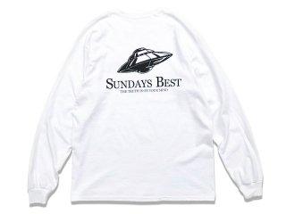 SUNDAYS BEST [サンデイズ ベスト] P.O.S. L/S TEE