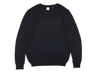JHAKX [ジャークス] LOUNGE KNIT/BLACK