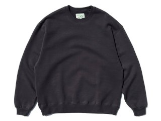SUNDAYS BEST [サンデイズ ベスト] CREW NECK SWEAT/EL PASO BLACK
