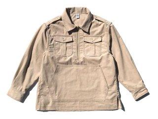 COMFORTABLE REASON [コンフォータブル リーズン] Corduroy PO Shirts Jacket/IVORY