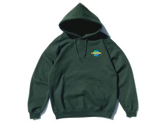 SUNDAYS BEST [サンデイズ ベスト] THE JURASSIC PULLOVER HOODY/FOREST GREEN