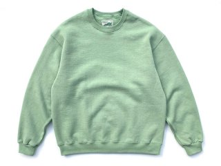 SUNDAYS BEST [サンデイズ ベスト] CREW NECK SWEAT/PISTACHIO