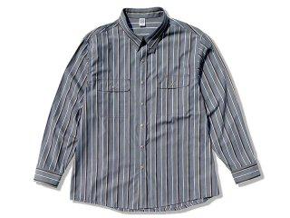 COMFORTABLE REASON [コンフォータブル リーズン] Yard Man L/S Shirts/SMOKY GREEN