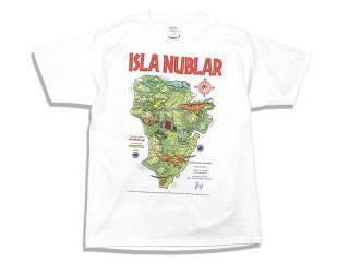 JURASSIC PARK [ジュラシックパーク] ISLA NUBLAR TEE