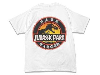 JURASSIC PARK [ジュラシックパーク] PARK RANGER STAFF TEE