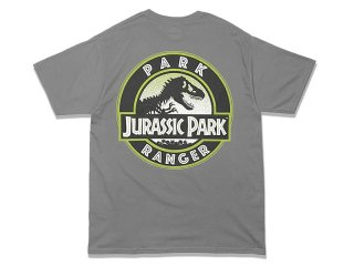 JURASSIC PARK [ジュラシックパーク] PARK RANGER STAFF TEE