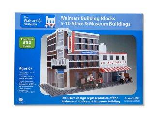 The Walmart Museum [ウォルマート・ミュージアム] Store & Museum Building Blocks
