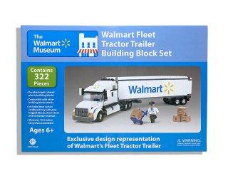 The Walmart Museum [ウォルマート・ミュージアム] Tractor Trailer Blocks