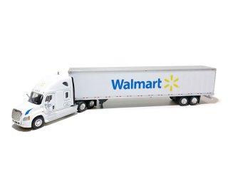 The Walmart Museum [ウォルマート・ミュージアム] 1/87 Die-Cast Tractor Trailer