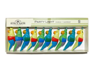 STRING LIGHTS [パーティーライト] Parrot String Lights