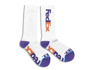 FedEx [フェデックス] ATHLETIC SOCKS