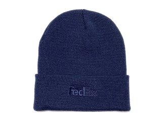 FedEx [フェデックス] LOGO BEANIE