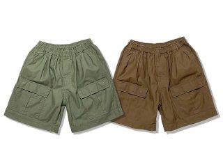 COMFORTABLE REASON [コンフォータブル リーズン] Safari Shorts