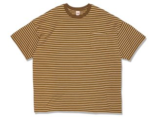 SUNDAYS BEST [サンデイズ ベスト] BORDER POCKET TEE