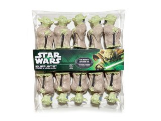 STRING LIGHTS [パーティーライト] Star Wars Yoda String Lights