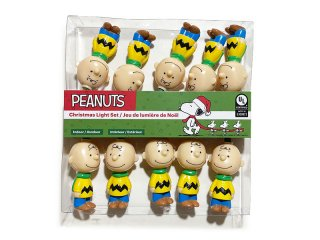 STRING LIGHTS [パーティーライト] Peanuts Charlie Brown String Lights