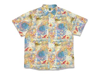 BEDLAM [べドラム] Gimmicks Trippy S/S Shirt