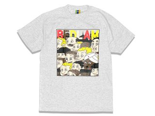 BEDLAM [べドラム] GIMMICKS CITY PLAY TEE