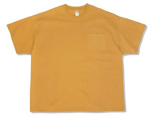 SUNDAYS BEST [サンデイズ ベスト] SIGNATURE POCKET TEE/CORN YELLOW