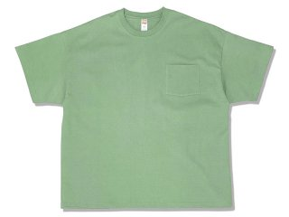 SUNDAYS BEST [サンデイズ ベスト] SIGNATURE POCKET TEE/GUACAMOLE GREEN