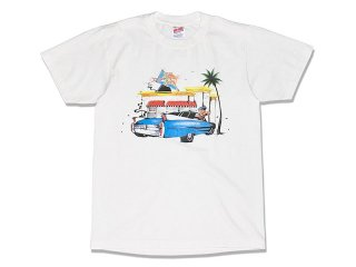 THE INCONVENIENCE STORE [インコビニエンスストア] DRIVE-THRU TEE