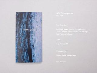 NOTES MAGAZINE [ノーツマガジン] Issue 008