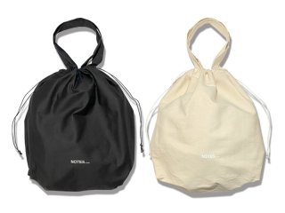 NOTES MAGAZINE [ノーツマガジン] Notes Cord Tote Bag