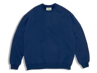 SUNDAYS BEST [サンデイズ ベスト] CREW NECK SWEAT/DOWN TOWN NAVY