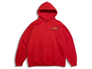 SUNDAYS BEST [サンデイズ ベスト] BEST SIGN PULLOVER HOODY/RED