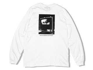 LIVE IN FAB EARTH [リブインファブアース] FO L/S TEE