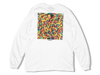 LIVE IN FAB EARTH [リブインファブアース] SUN L/S TEE
