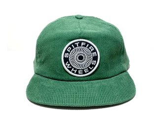 SPITFIRE SKATEBOARDS [スピットファイヤー] CLASSIC 87' SWIRL CORD SNAPBACK CAP