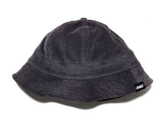 JHAKX [ジャークス] Falconbowse x JHAKX Bucket Hat/Charcoal