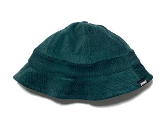 JHAKX [ジャークス] Falconbowse x JHAKX Bucket Hat/Deep Green