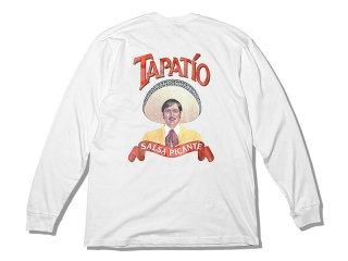 TAPATIO [タパティオ] LOGO L/S TEE