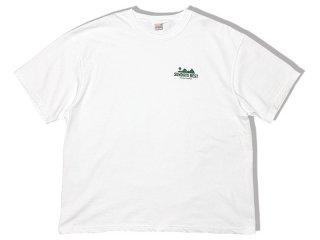 SUNDAYS BEST [サンデイズ ベスト] NATIONAL PARK SOUVENIR TEE/WHITE