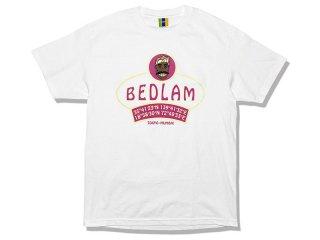 BEDLAM [べドラム] LATLONG TEE