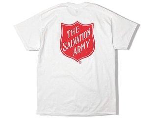 THE SALVATION ARMY [サルベーション・アーミー] SA LOGO TEE