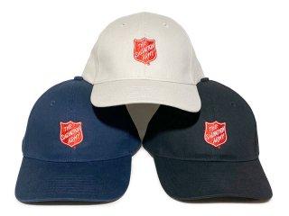 THE SALVATION ARMY [サルベーション・アーミー] SA LOGO EMB CAP
