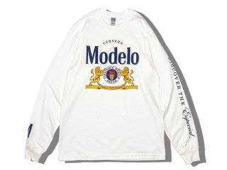 Modelo [モデロ] Discover The Especial L/S TEE